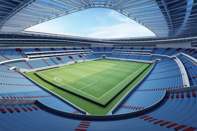 Проект стадиона к ЧМ-2018 в